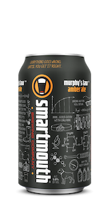 Murphy's Law by Smartmouth Brewing Company