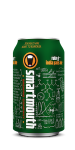 Rule G by Smartmouth Brewing Company