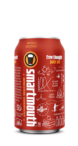 Free Thought by Smartmouth Brewing Company