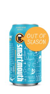 Sommer Fling by Smartmouth Brewing Company