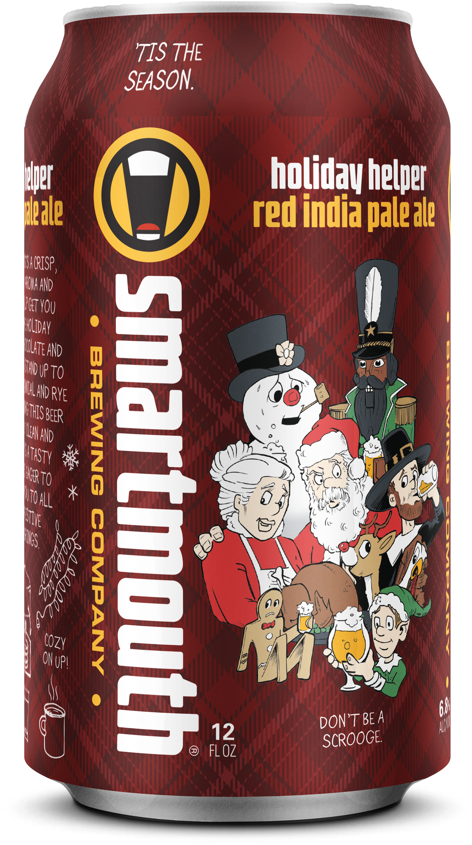 Holiday Helper Red IPA