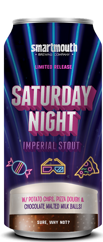 Saturday Night Imperial Stout