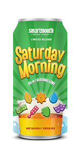 Saturday Morning by Smartmouth Brewing Company