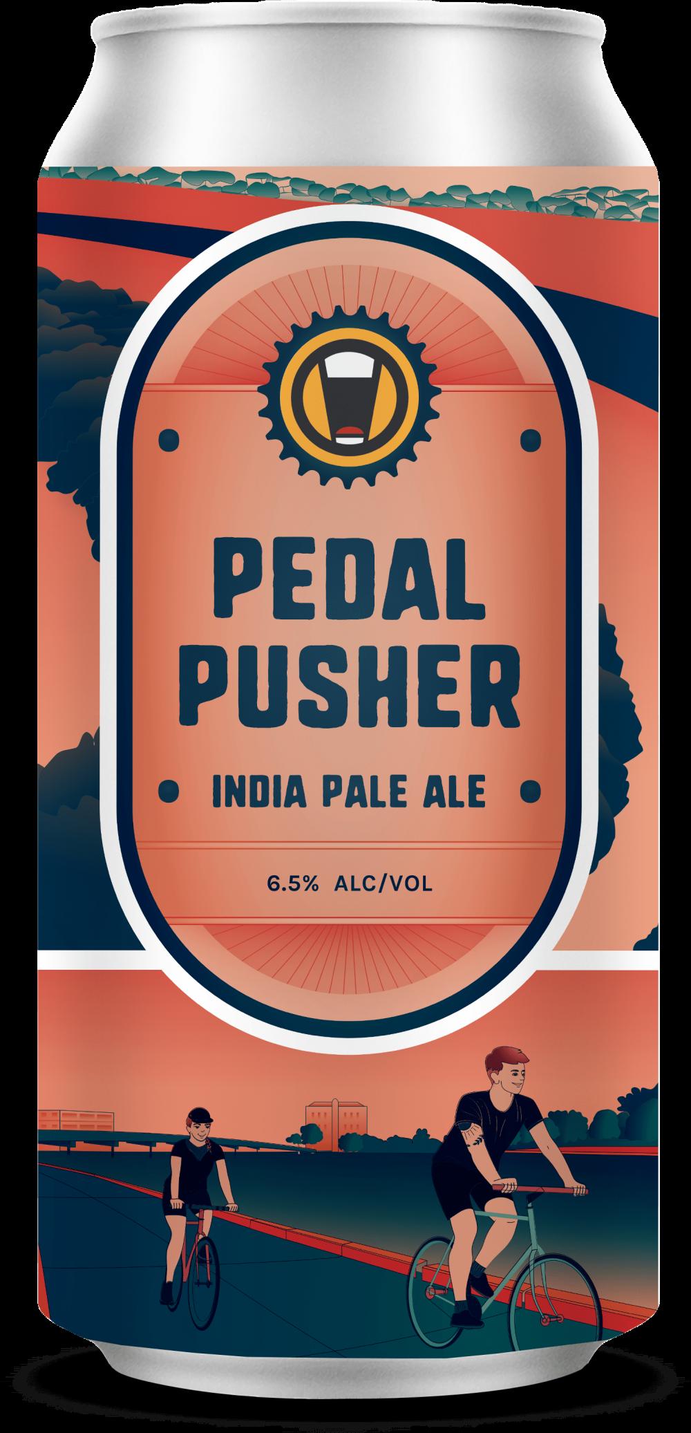 Pedal Pusher IPA