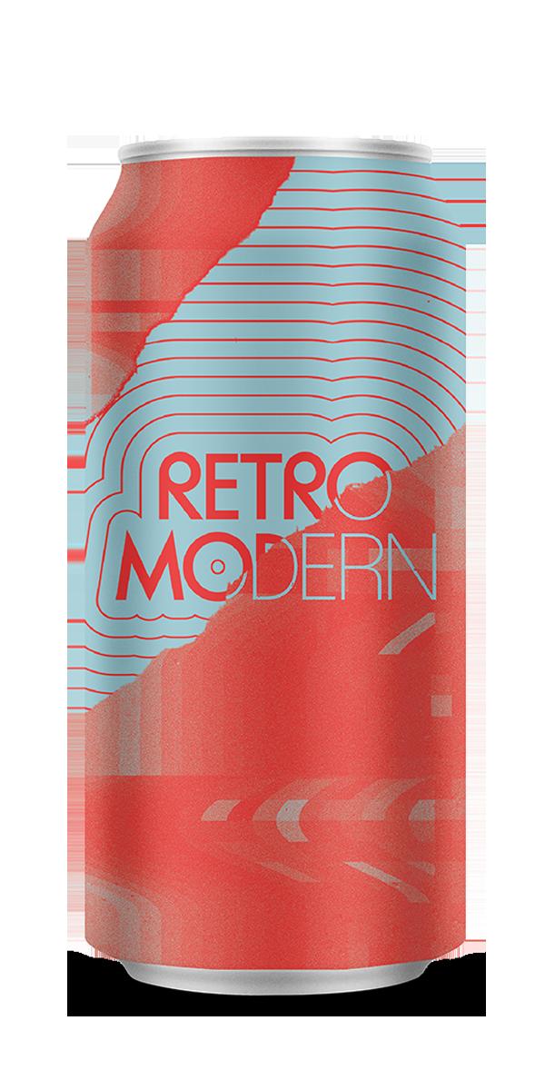 Retro Modern IPA