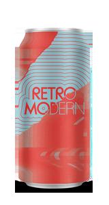 Retro Modern by Smartmouth Brewing Company